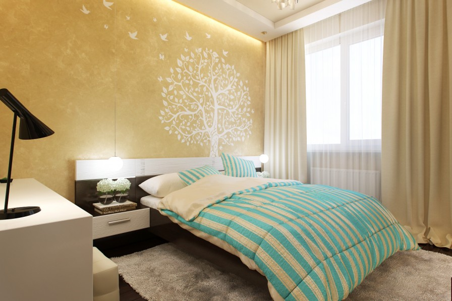Nội thất phòng ngủ cho người trẻ