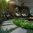 bubble-chair-seating-garden