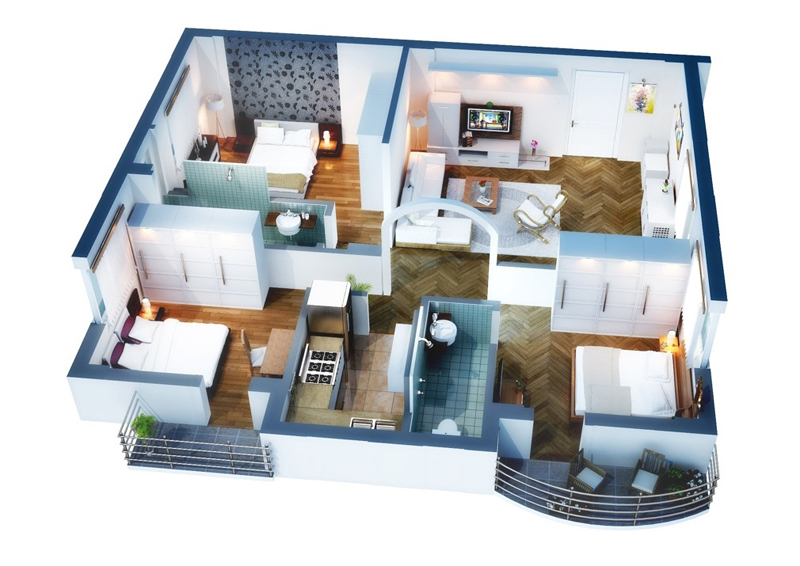 3-bedroom-home-plans