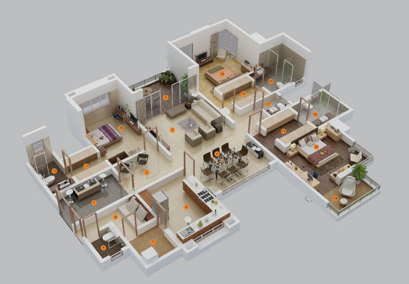 large-3-bedroom-floor-plans